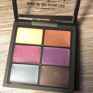 MAC limited edition eyeshadow palette